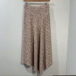 Anthropologie Skirts - Anthropologie Vanessa Virginia asymmetrical skirt